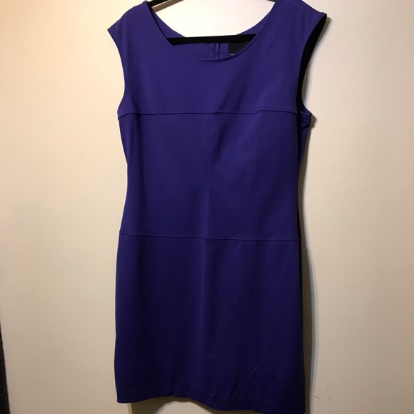 Cynthia Rowley Dresses & Skirts - Purple sleeveless dress ,